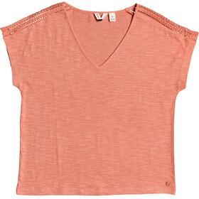 Roxy Starry Dream Top Mujer, terra cotta